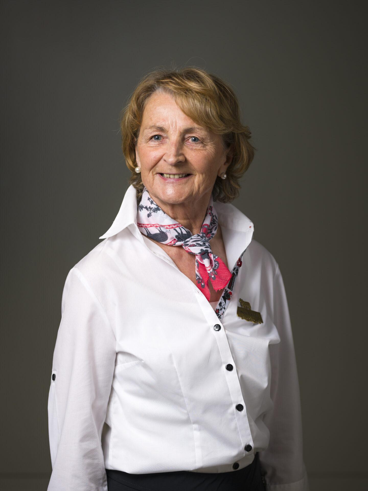 Maria Ebneter, Gastgeberin