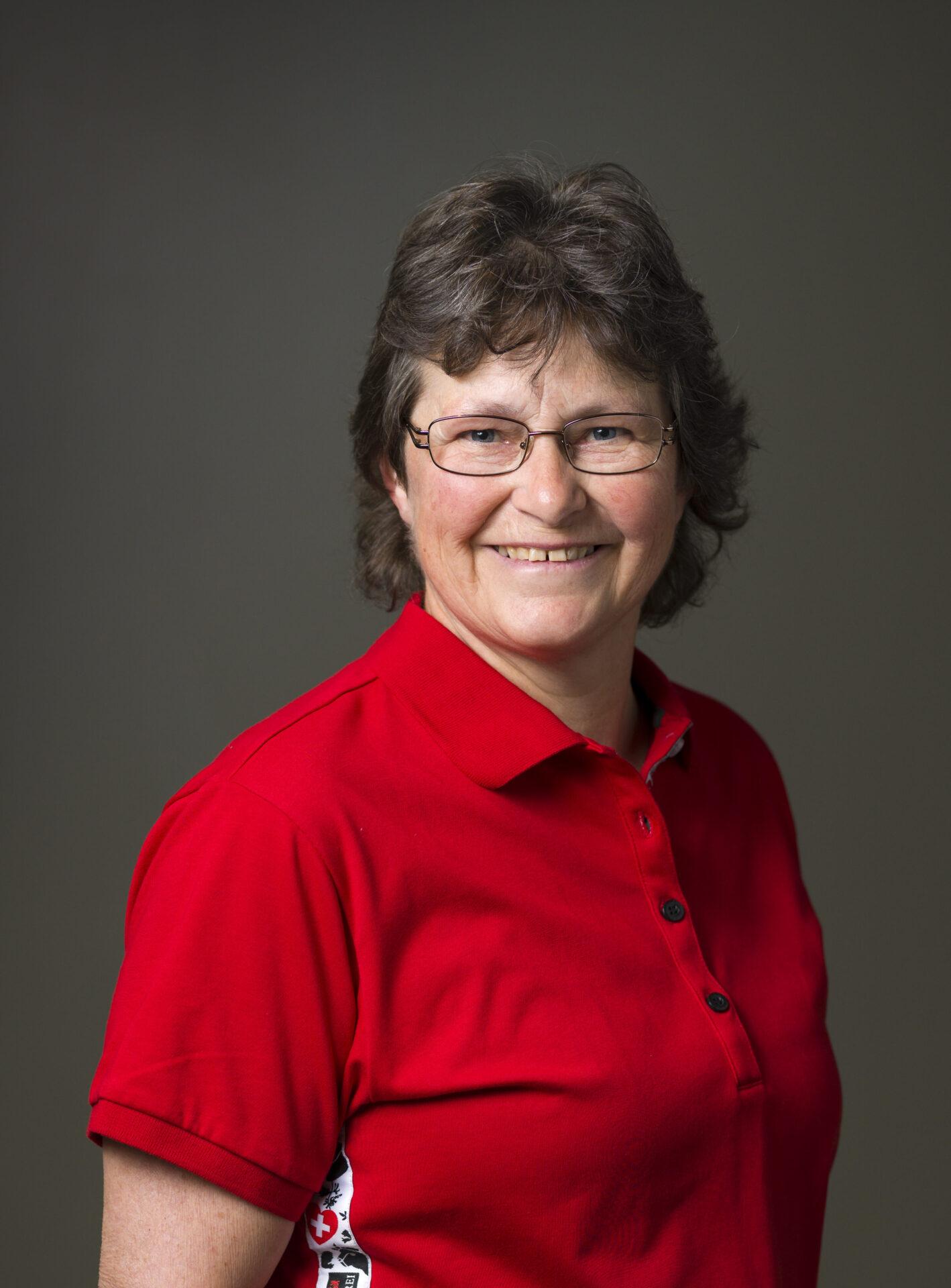 Trudi Schiess, Service