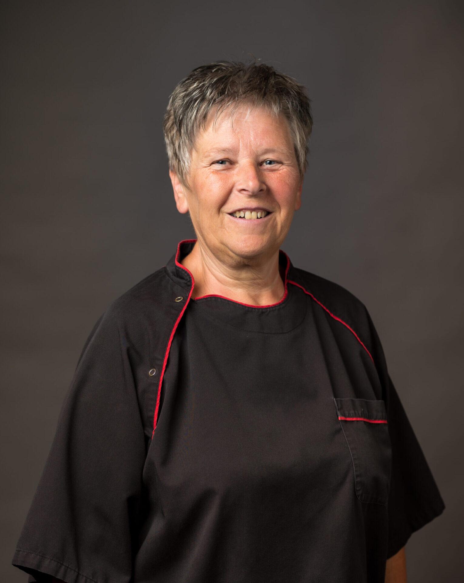 Margrit Hug, Köchin