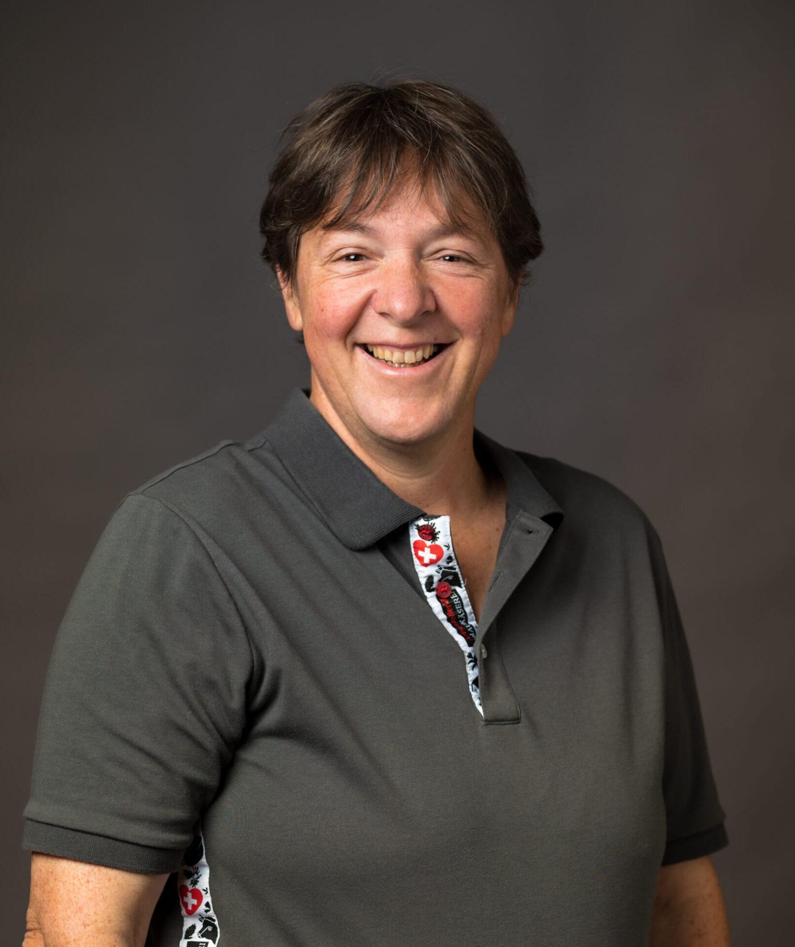 Gerda Brülisauer, Reinigung